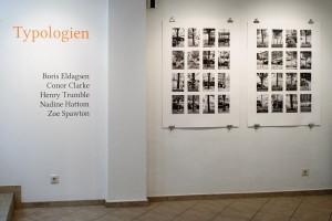 """Ausstellungen """"Typologien"""" (c) Galerie Pavlova"""